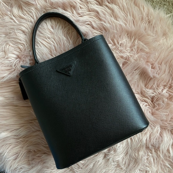 Prada Handbags - Prada Panier Limited Edition Bucket Bag